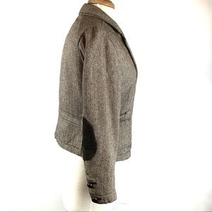 Abercrombie & Fitch Jackets & Coats - Abercrombie Brown Herringbone Blazer